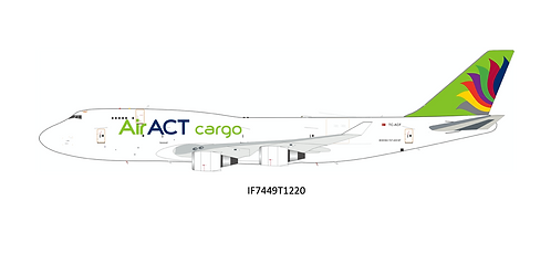 MyCargo Airlines Boeing B 747-400 / TC-ACF / IF7449T1220 / 1:200