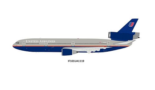 United Airlines Douglas DC-10-10 / N1835U / IF101UA1119 / 1:200