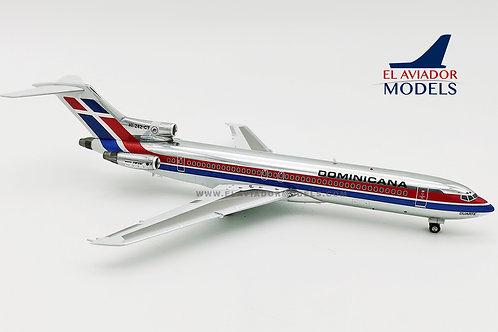 DOMINICANA Boeing 727-200  / HI-242-CT / EAV242CT / 1:200