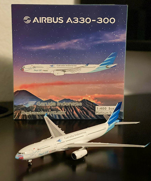 Garuda Mask #4 Airbus A330-300 / PK-GHC / PH4GIA2123 / 1:400