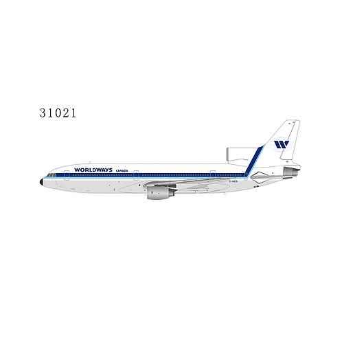 Worldways Canada Lockheed L-1011-1/100 C-GIES 31021 / 1:400