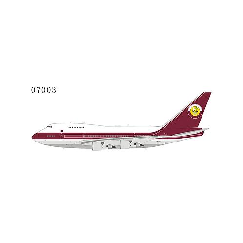 Qatar Amiri Flight Boeing B 747SP / VP-BAT / 07003 / 1:400