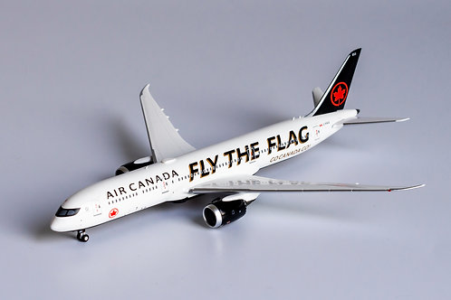 """Air Canada <""""FLY THE FLAG"""" livery> 787-9 Dreamliner / C-FVLQ  / 55068 /"""