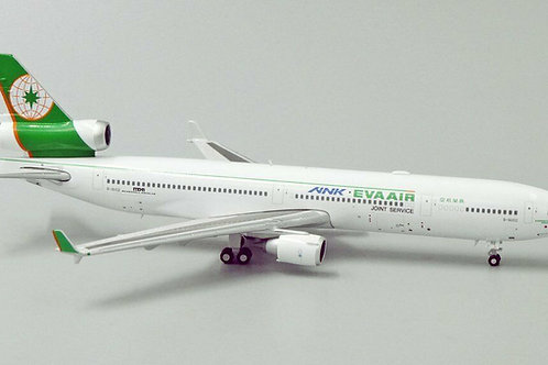 EVA AIR ANK JOINT SERVICE MD-11 B-16102 / B-16102 / JC4EVA191 / 1:400