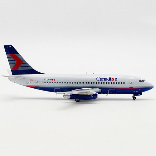 Canadian Airlines Boeing 737-200 /  C-GCPY  / IF732CP1019 / 1:200