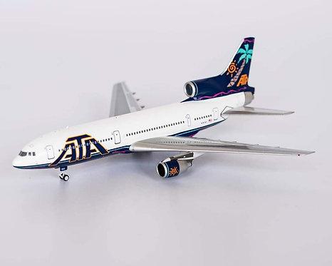 ATA (2000s color) L-1011-50 / N161AT / 35011 / 1:400