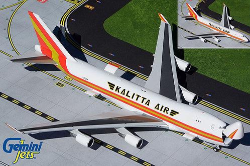 Kalitta Air Boeing B747-400 / N782CK / G2CKS928 / 1:200