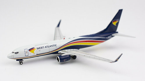 West Atlantic Cargo B737-800 / G-NPTB / 58016 / 1:400