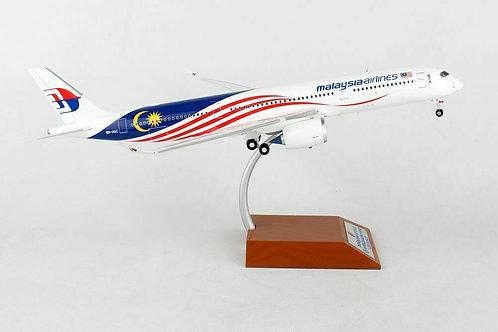 Malaysia Airbus A350-900 / 9M-MAC / IF350MH002 / 1:200