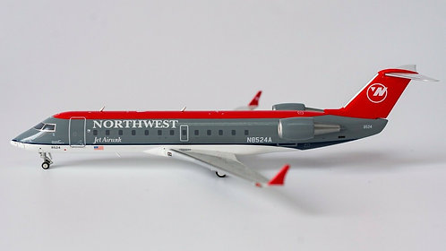 Northwest Jet Airlink CRJ-200LR / N8524A /  52028 / 1:400