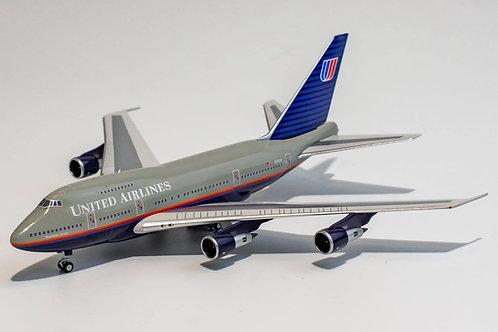 United Airlines Boeing B 747SP / N145UA / 07008   / 1:400