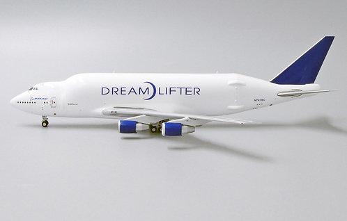 Boeing B747-400LCF Dreamlifter N747BC / LH4BOE174 / 1:400