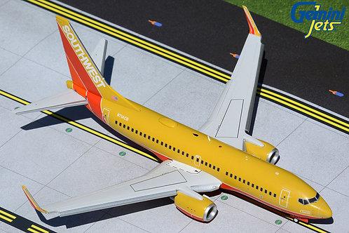 "Southwest / B737-700 Flaps Down ""Classic"" / N714CB / G2SWA961F  / 1:200"