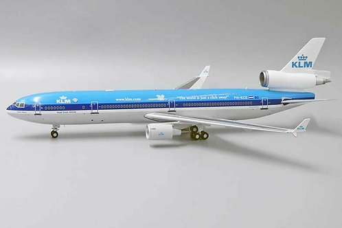 """KLM MD-11 PH-KCE """"The world is just a click away"""" / JC2KLM423 / 1:200"""