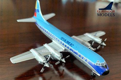 TAME Lockheed L-188A Electra / HC-AZY / EAV400-AZY / 1:400