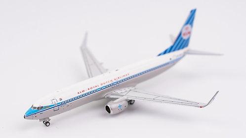 KLM (Retro) B737-800  /  PH-BXA / 58011 / 1:400