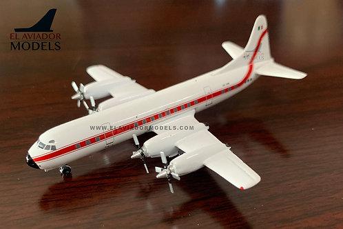Mexico Air Force Lockheed L-188A Electra / XC-UTA / TP-201 / EAV400-201 / 1:400