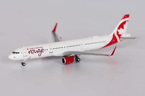 Air Canada Rouge Airbus A321-200 / C-GHQI / 13020 1:400