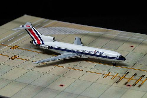 Lacsa Boeing 727-200 / N1280E / EAV400-N1280E / 1:400