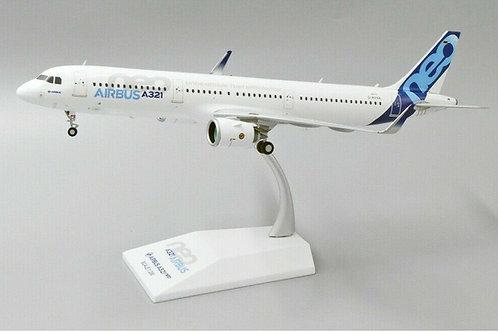 AIRBUS HOUSE A321NEO / D-AVXA / LH2AIR215 / 1:200