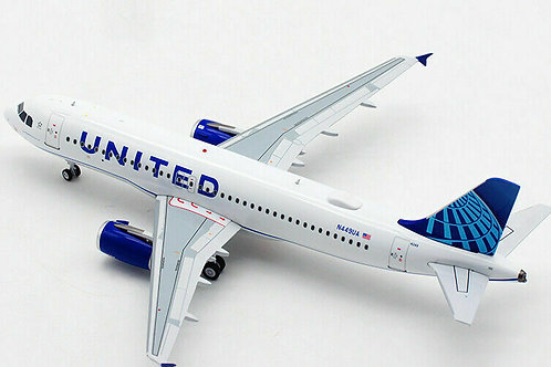 United Airlines Airbus A320-200 / N449UA / IF320UA0120 / 1:200