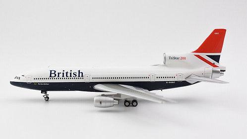 British (Negus livery)  Lockheed L-1011-200 / G-BGBC / 1:400