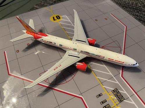 "Air India-""Celebrating India"" Boeing 777-300ER / VT-ALN / LH4AIC190"