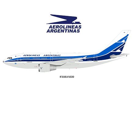Aerolineas Argentinas Airbus A310-324 / F-OGYR / IF310LV1020 / 1:200