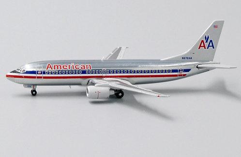 American Airlines Boeing B737-300 / N678AA / JC2SWA378 / 1:400