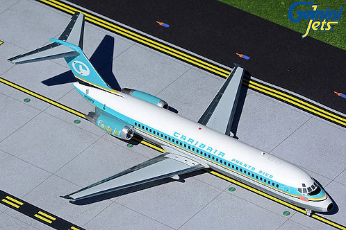 CARIBAIR McDonnell Douglas DC9-3 / N938PR / G2CRB942 / 1:200