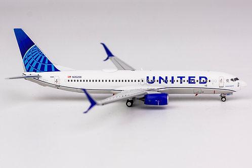 United Airlines B737-800/w N26208 / 58073 / 1:400