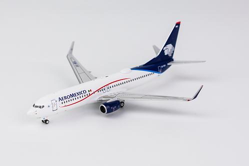 Aeromexico B737-800/w / XA-MIA / 58091 / 1:400
