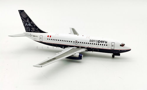 AeroPerú Boeing 737-200 / OB-EAV1711 / EAVEAV1711 / 1:200