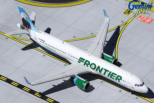 """Frontier Airlines / A321 / N709FR / """"Steve the Eagle"""" / 1:400"""