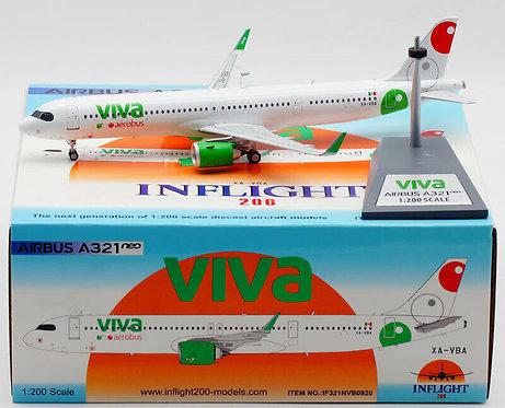 VIVAAEROBUS  A321-271NX /  IF321NVB0920 / XA-VBA / 1:200