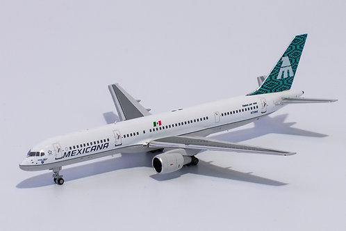 Mexicana Boeing B 757-200 N758MX 53162 D /N758MX / 53162 / 1:400