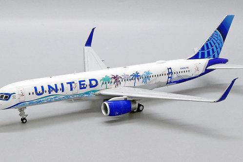 United Airlines (Her Art Here California) B757-200 / N14106 / LH2UAL268 / 1:200