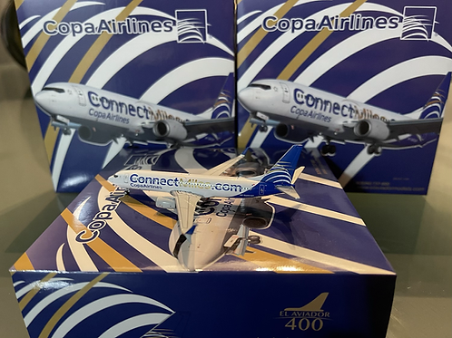 Copa Airlines Boeing B 737-800 /  HP-1849CMP / EAV400-1849  / 1:400