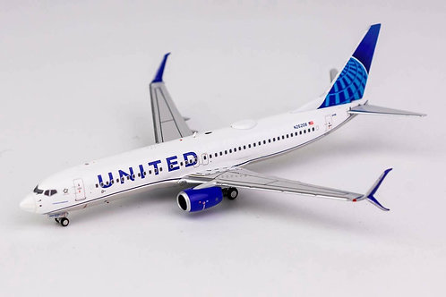 United Airlines Boeing B 737-800 / N26208 / 58073 /1:400