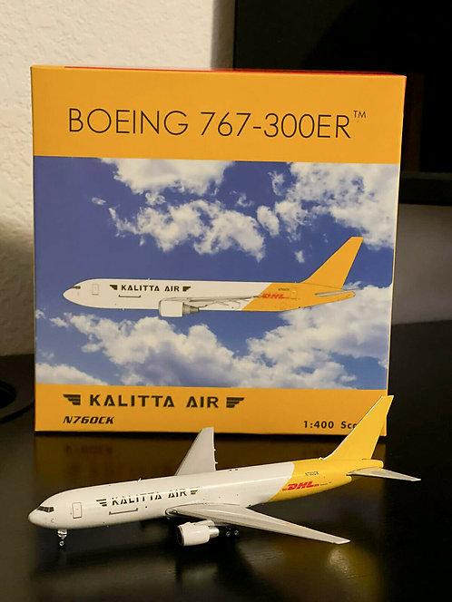 KALITTA Boeing B767-300ER(BDSF) / N760CK  / PH4CKS2135 / 1:400