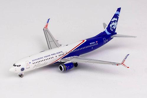 Alaska Airlines Boeing B 737-800 / N570AS / 58075 / 1:400