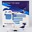 Thumbnail: Aeromexico B737-800/w / XA-MIA / 58091 / 1:400