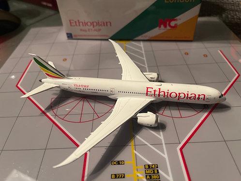 Ethiopian Airlines Boeing B 787-9 ET-AUP / 55063 / 1:400