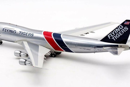 Flying Tigers Boeing 747-249F / SCD / N810FT / IF742FT0221P / 1:200