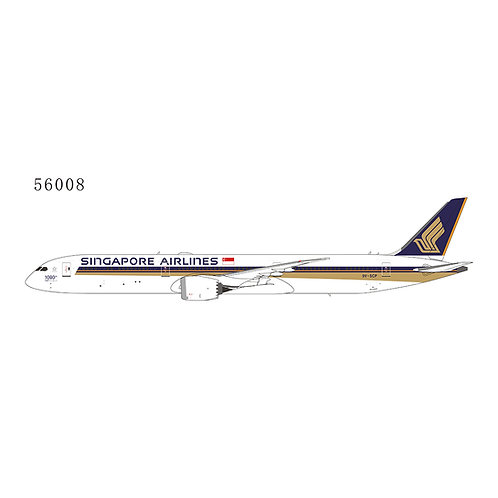 Singapore Airlines Boeing B 787-10 / 9V-SCP / 56008 /1:400