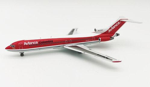 Avianca Colombia Boeing B 727-200 / HK-2152X  / JP60-722-AV-52X / 1:200