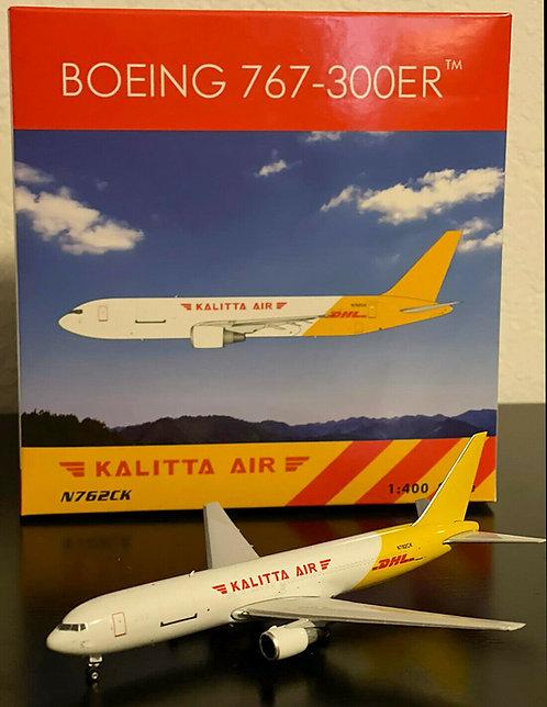 KALITTA Boeing B767-300ER(BDSF) / N762CK / PH4CKS2136 / 1:400
