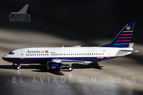 Aviateca Boeing B 737-300 /  TG-AMA / EAV400-AMA  / 1:400