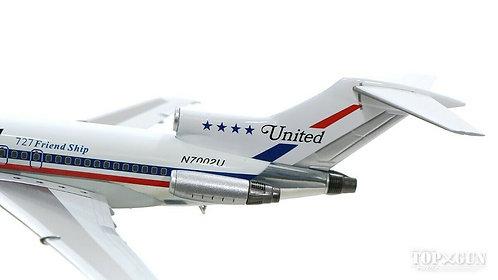 United Airlines 727-100  /  N7002U / IF721UA0120 / 1:200