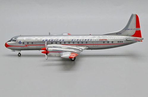 American Airlines Lockheed L-188 Electra / N6110A / JC2AAL388 / 1:200